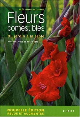fleurs comestibles du jardin a la table