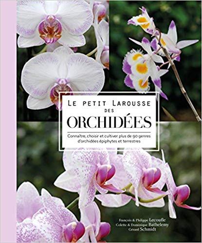 livre entretien orchidée